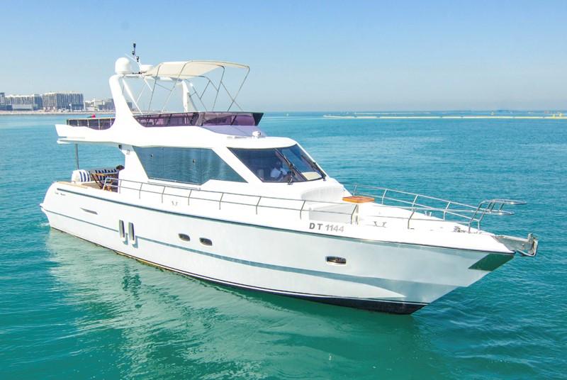 Rent Yacht - Duretti 75