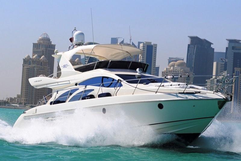 Rent Yacht - Azimut