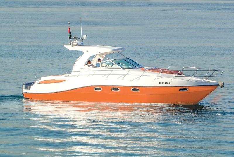 Rent Boat - Orxy